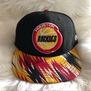 New Era Houston Rockets Cap